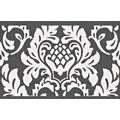 as cr ation fleuri pastel mustertapete field flowers tapete bunt gr n weiss. Black Bedroom Furniture Sets. Home Design Ideas