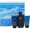 Davidoff Geschenkset Cool Water Eau de Toilette Spray 75 ml + Aftershave Balm 50 ml + Shower Gel 50 ml