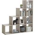 FMD Möbel MEGA 2 - Raumteiler Sandeiche Nachbildung