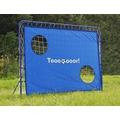 HUDORA Fußballtor Kick It mit Torwand, 213 x 152 x 76 cm, 25 mm Rohrdurchmesser