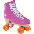 HUDORA Roller Disco, lila/orange, Gr. 35