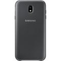 Samsung Dual Layer Cover Galaxy J7 (2017) - black