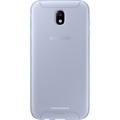 Samsung Jelly Cover Galaxy J7 (2017) - blue