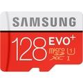 Samsung MicroSD EVO+ 128GB Class10 R80/W20 + Adapter