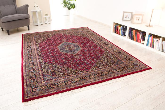 Oriental Collection Sultan Bidjar rot 80 x 200 cm 83331