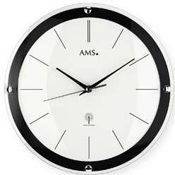 AMS Funkwanduhren 5902