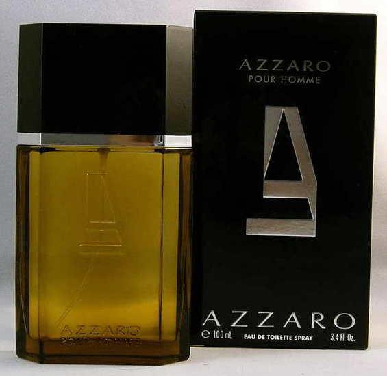 Azzaro HOMME Eau de Toilette V. 100 ml 01111