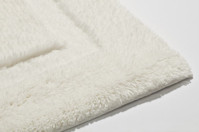 bilder batex badezimmerteppich ama creme 55 cm x 60 cm. Black Bedroom Furniture Sets. Home Design Ideas