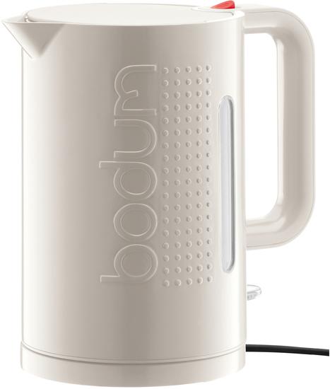 Bodum BISTRO Elektrischer Wasserkocher 1,5 l cremefarben 11138-913