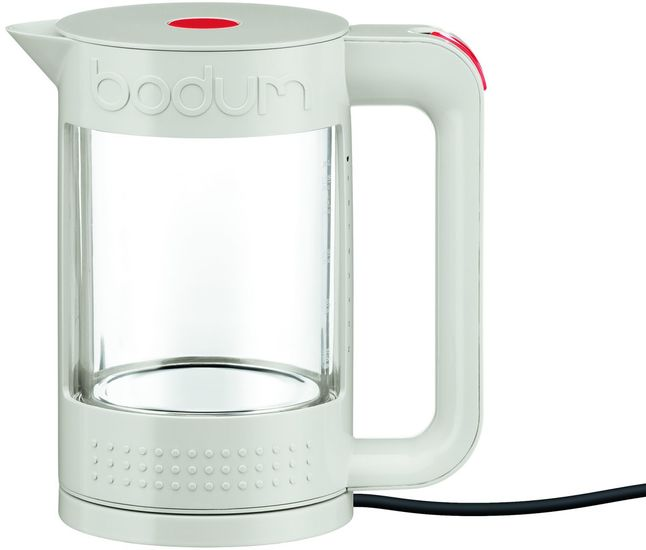 Bodum BISTRO Elektrischer Wasserkocher 1,1 l cremefarben 11445-913