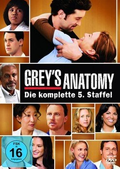 Buena Vista Greys Anatomy - Die