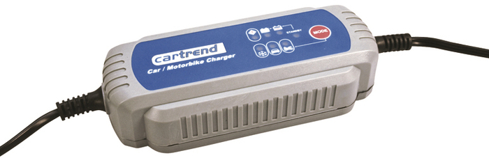 Cartrend Batterieladegerät MP 3800 50132