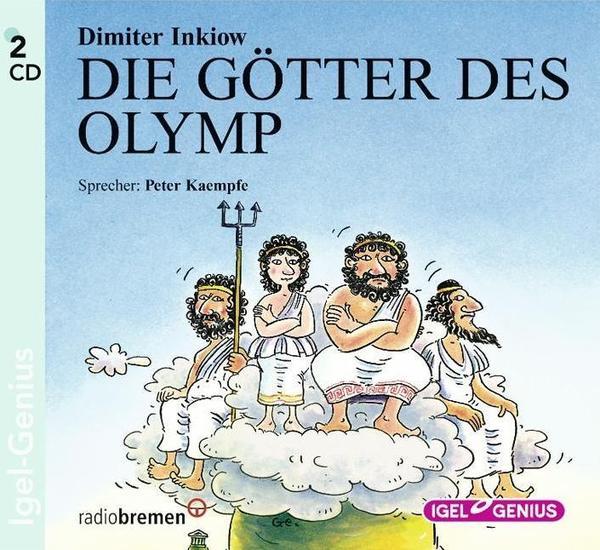 Sonstige Die Götter des Olymp.