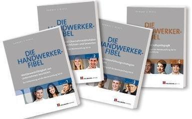 Sonstige Die Handwerker-Fibel Band 1 - 4 53. Auflage ISBN 3778309579