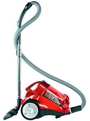 Dirt Devil Power Cyclone, 2300 Watt, Farbe: rot, PB M2838-1