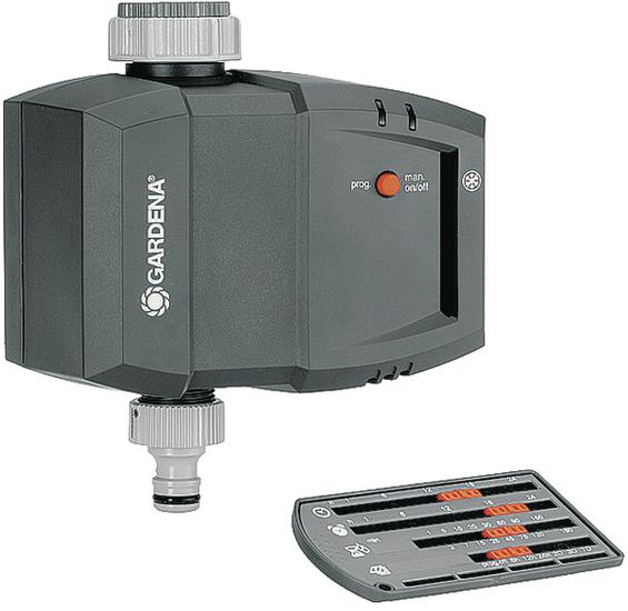 GARDENA Bewässerungsuhr T1030card 26,5/33,3mm-Hanhgewinde 1830-20