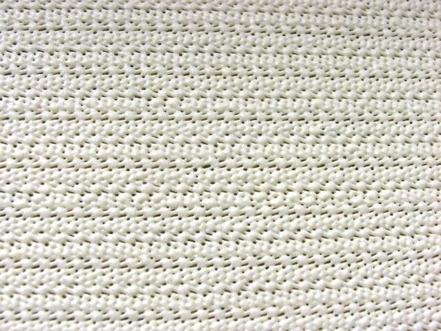Grasekamp Tischdecke aus Schaumstoff 160x210cm oval beige 37754
