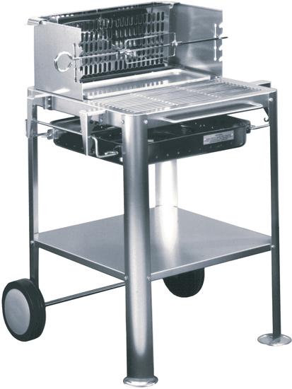 heibi metall heibi edelstahl holzkohle grill trendy mobil 51085 072 preisvergleich g nstig. Black Bedroom Furniture Sets. Home Design Ideas
