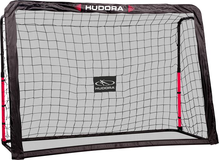 hudora fu balltor rebound mit reboundset 76099 preisvergleich. Black Bedroom Furniture Sets. Home Design Ideas