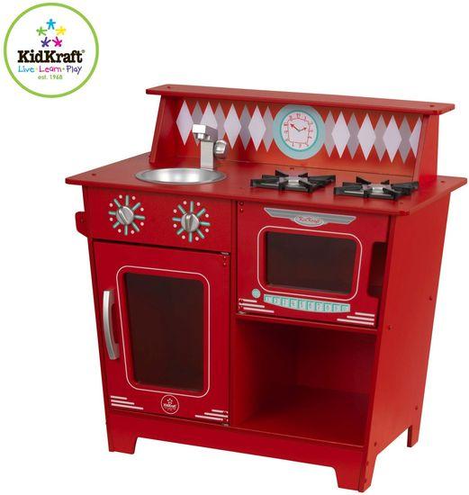 Küchenzeile Rot Gebraucht ~ kidkraft klassische küchenzeile preisvergleich guenstiger de