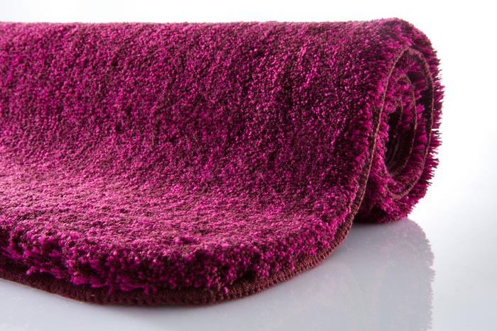 Kleine Wolke Badteppich Relax Cyclam rund 60 cm