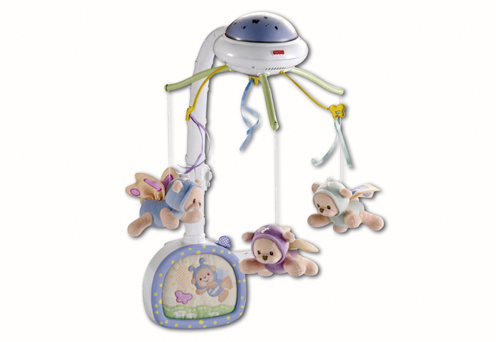 Fisher Price Traumbärchen Mobile C0108