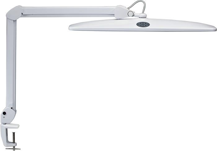 Maul LED-Leuchte MAULwork weiß, dimmbar