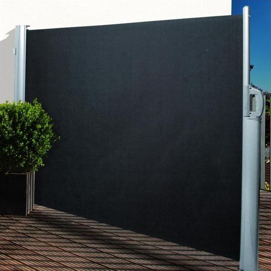 seitenmarkise preisvergleiche erfahrungsberichte und. Black Bedroom Furniture Sets. Home Design Ideas