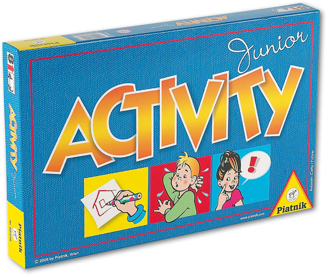 Piatnik Activity - Junior 6012.48