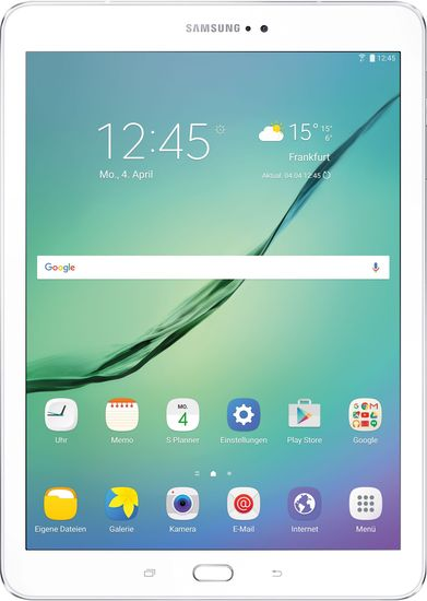 Samsung Galaxy Tab S2 9.7 WiFi (T813), weiß