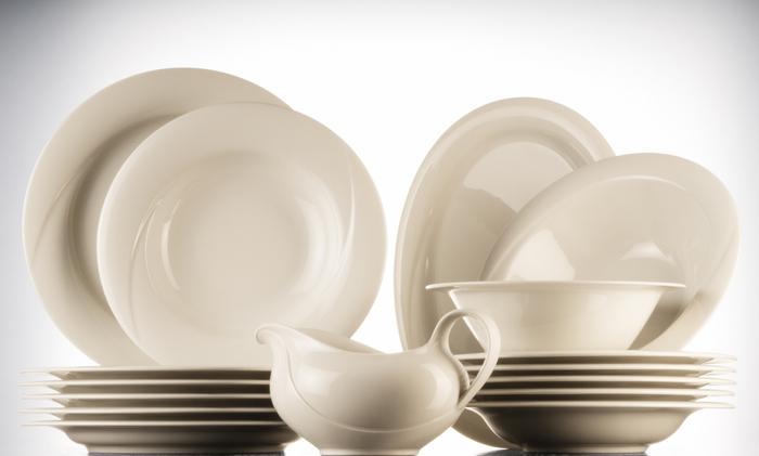 tafelservice creme preisvergleiche erfahrungsberichte und kauf bei nextag. Black Bedroom Furniture Sets. Home Design Ideas
