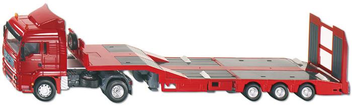 SIKU R/C MAN Tieflader 6721