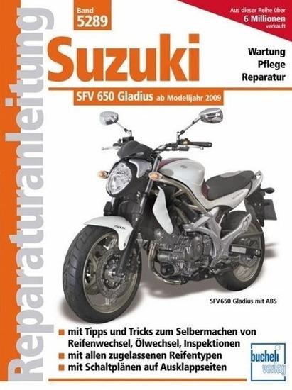 Sonstige Suzuki Gladius 650 ccm