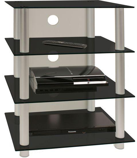 hifi rack glas preisvergleiche erfahrungsberichte und kauf bei nextag. Black Bedroom Furniture Sets. Home Design Ideas
