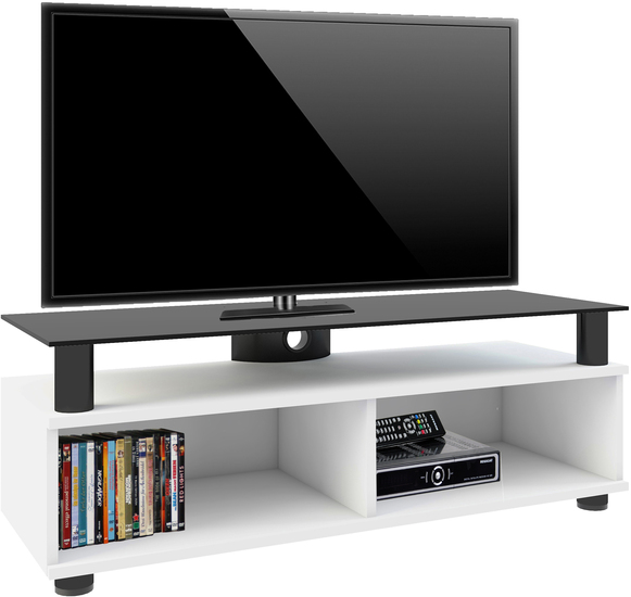 tv rack holz fabulous trig arena akazie massiv holz low. Black Bedroom Furniture Sets. Home Design Ideas