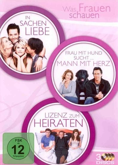 Frau mit Hund sucht Mann mit Herz Film (2005) · Trailer · Kritik ...