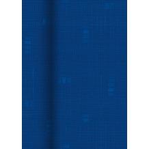 Duni Tischdeckenrolle aus Dunisilk+ Zalamuster dunkelblau, 1,2 x 25 m
