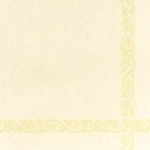 Duni Servietten aus Dunicel Celine champagne, 32 x 32 cm, 40 Stück
