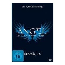 20th Century Fox Angel - Jäger der Finsternis (Die komplette Serie / Season 1-5) DVD