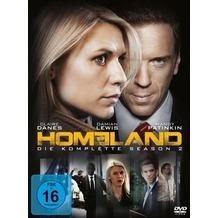 20th Century Fox Homeland - Die komplette Season 2, DVD