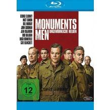 20th Century Fox Monuments Men - Ungewöhnliche Helden, Blu-ray
