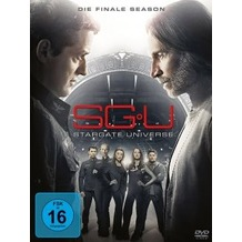 20th Century Fox SGU - Stargate Universe (Season 02) DVD