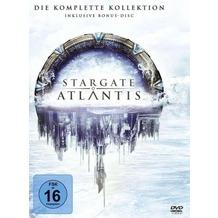 20th Century Fox Stargate Atlantis (Complete Box / Neuauflage) DVD