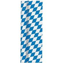 Duni Tischdeckenrolle mit Noppenprägung Bayernraute, 100 cm x 8 m