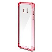 4smarts Basic IBIZA Clip für Samsung Galaxy S7 edge, pink