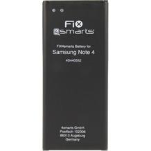 4smarts FIX4smarts Akku für Samsung Note 4