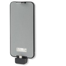 4smarts PowerClip Powerbank 3.000mAh Micro-USB - schwarz