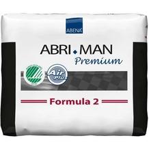 Abena Abri-Man Formula 2 Premium, Herrenvorlage, 12 x 14 St.