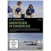 Abenteuer im ewigen Eis - 360° - GEO Reportage [DVD]