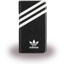 adidas Basics - Book Cover - Samsung Galaxy S7 - Schwarz/Weiss